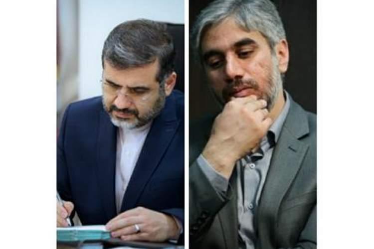 یاسر احمدوند معاون امور فرهنگی وزیر فرهنگ و ارشاد اسلامی شد